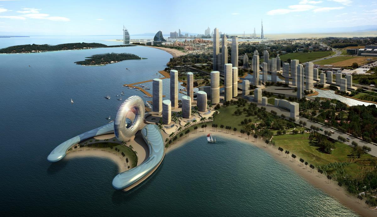 Город достопримечательностей Дубай | Волшебные Эмираты (ОАЭ)