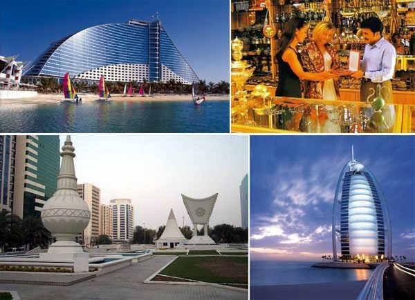 сколько стоит путевка в эмираты Дубай