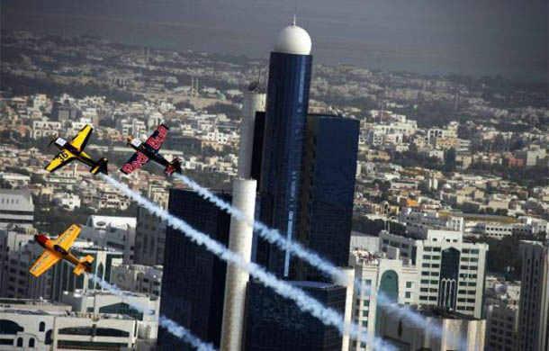 самалеты на Абу Даби для туристов