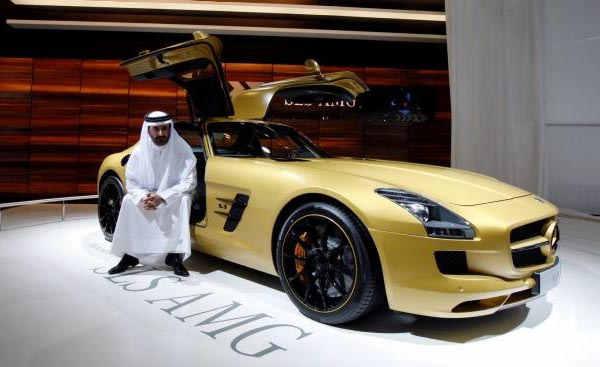 автомобиль для Дубай