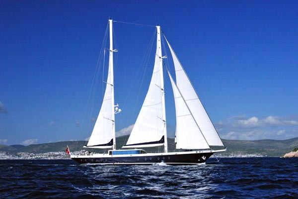 яхта Jasmin